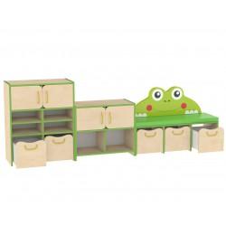 zestaw żabka